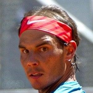 Rafael Nadal 6 of 9