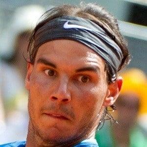 Rafael Nadal 7 of 9
