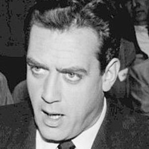 Raymond Burr 8 of 10
