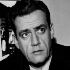 Raymond Burr 10 of 10