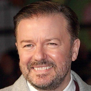 Ricky Gervais 8 of 10
