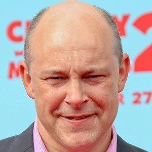 rob corddry ballers