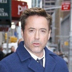 Robert Downey Jr. 10 of 10