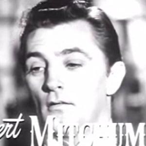 Robert Mitchum 2 of 2