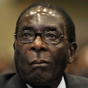 Robert Mugabe 2 of 4