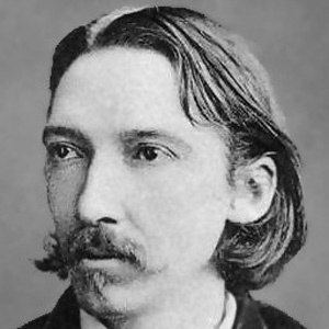Robert Louis Stevenson 2 of 3