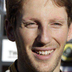 Romain Grosjean 4 of 5