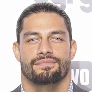 Roman Reigns 2 of 3