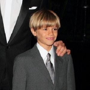 romeo beckham birthday
