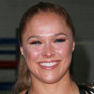 Ronda Rousey 4 of 9