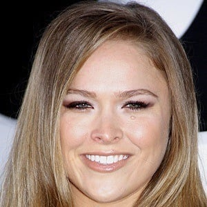 Ronda Rousey 7 of 9