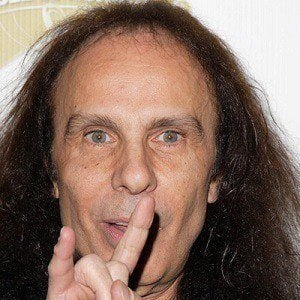 Ronnie James Dio 3 of 3