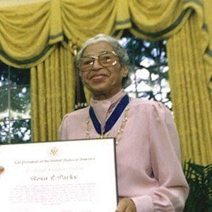 Rosa Parks 2 of 3
