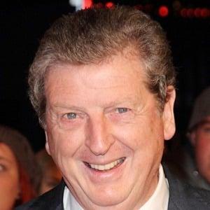 Roy Hodgson Headshot 2 of 2