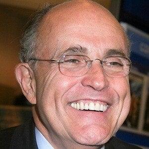 Rudy Giuliani 2 of 5