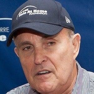 Rudy Giuliani 4 of 5