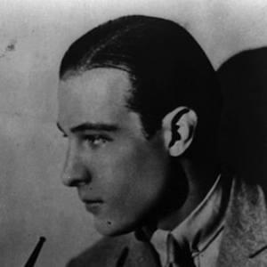 Rudolph Valentino Headshot 3 of 5