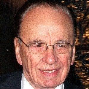 Rupert Murdoch 2 of 5