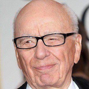 Rupert Murdoch 3 of 5