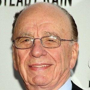 Rupert Murdoch 5 of 5