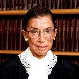 Ruth Bader Ginsburg 5 of 6