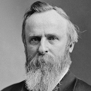 Rutherford B. Hayes 4 of 4