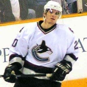 Ryan Kesler 2 of 3