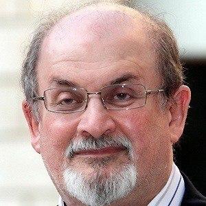 Salman Rushdie 2 of 5