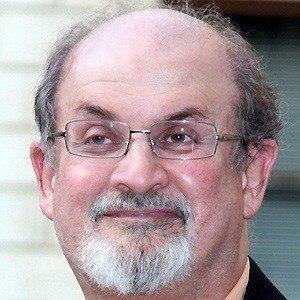 Salman Rushdie 3 of 5