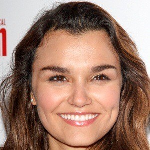 Samantha Barks 9 of 10