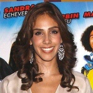 Sandra Echeverría 3 of 3