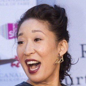 Sandra Oh 9 of 10