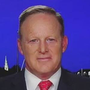Sean Spicer 3 of 10