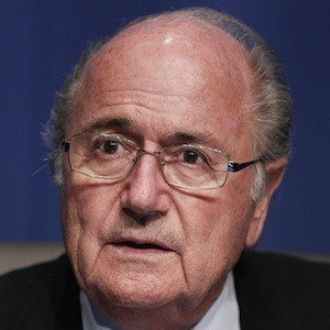 Sepp Blatter 2 of 3