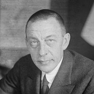 Sergei Rachmaninoff 4 of 5