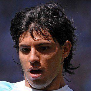 Sergio Agüero 2 of 3