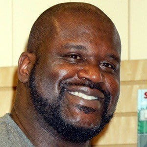 Shaquille O'Neal Headshot 9 of 10