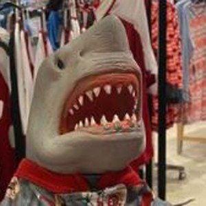 Shark Puppet Headshot 2 of 10