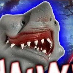 Shark Puppet Headshot 6 of 10