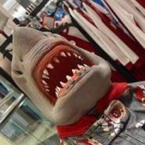 Shark Puppet Headshot 10 of 10
