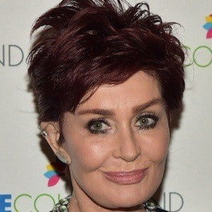Sharon Osbourne 8 of 10