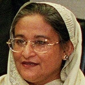 Sheikh Hasina 2 of 2
