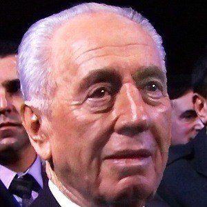 Shimon Peres 2 of 4