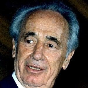 Shimon Peres 3 of 4