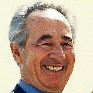 Shimon Peres 4 of 4