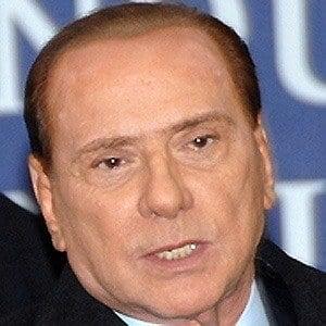 Silvio Berlusconi 2 of 9