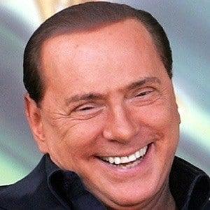 Silvio Berlusconi 4 of 9