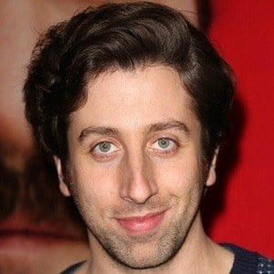 Simon Helberg 7 of 8