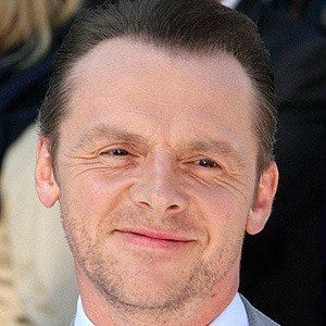 Simon Pegg 3 of 10