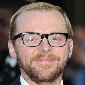 Simon Pegg 4 of 10